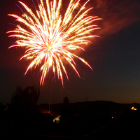 2017 Feuerwerk